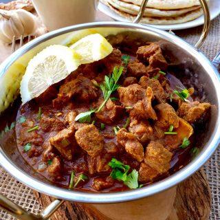 Super healthy Lamb Curry