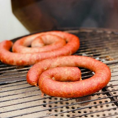 Easy Homemade Sausages