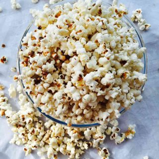 Learn to prepare this delicious homemade popcorn treat, or spice it up further with you preferred herbs and condiments
