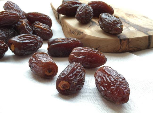 Meaty Medjoul dates