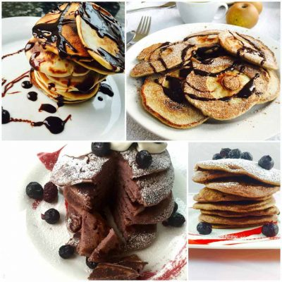 Sweet Pancake day